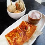dessert Flesh & Buns Japanese Oxford Street Halal restaurant