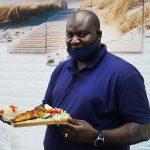 Harrow Halal Fish & chips black Nigerian Muslim blm