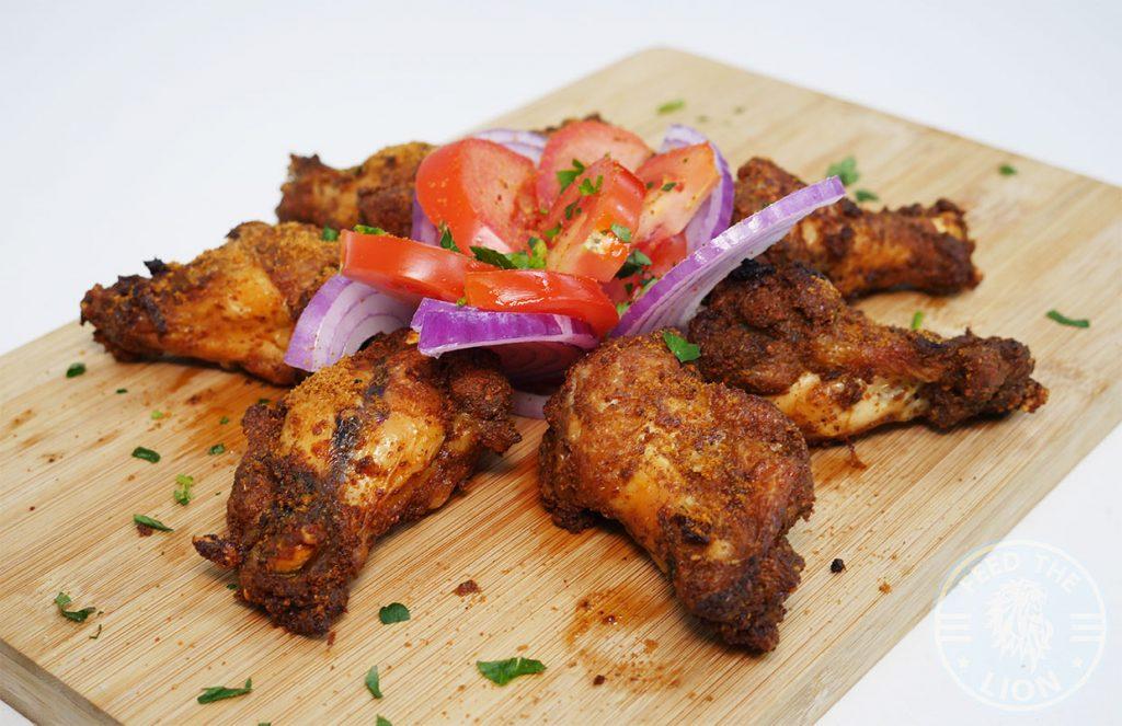 Every Fish Bar (Fish & Chips, Nigerian) - Harrow, London Chicken Wings Suya