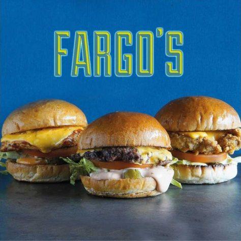 Fargo's Birmingham Halal Restaurant Menu