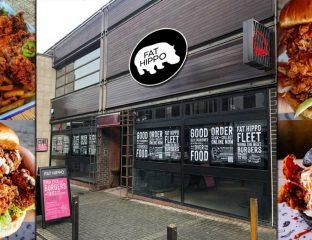 Fat Hippo Halal Burgers Leeds Yorkshire