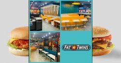 Fat Twins Burgers Halal McDonald's Slough