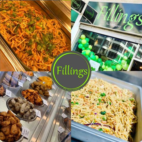 Fillings East Croydon London Sandwich Bar