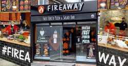 Fireaway Pizza Halal Itablian Coventry Restaurant