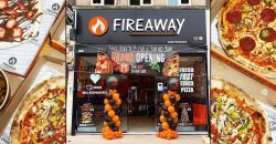 Fireaway Pizza Halal Restaurant London Bexleyheath