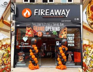 Fireaway Pizza Halal Restaurant London Bexleyheath