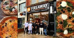 Fireaway Pizza Halal Restaurant Cardiff Wales