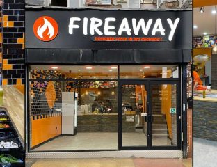 Fireaway Pizza Halal Manchester Cheetham Hill