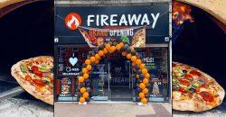 Fireaway Pizza Halal London Dagenham