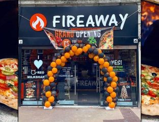 Fireaway Pizza Halal London Dagenham