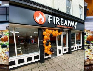 Fireaway Pizza Halal Melton Mowbray Leicestershire