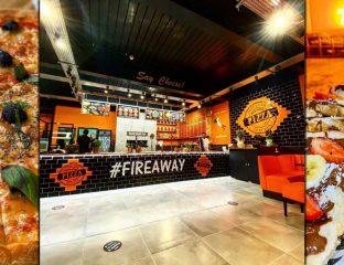 Fireaway Pizza Milton Keynes Restaurant Halal