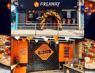 Fireaway Halal Italian Pizza East Molesey Surrey