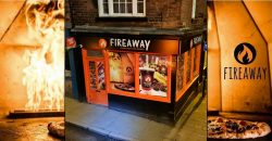 Fireaway Pizza Shrewsbury Halal Restaurant