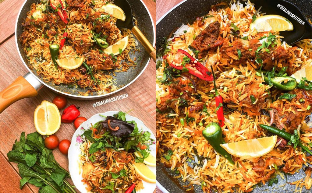 Fish Biryani Recipe Shalima's Kitchen