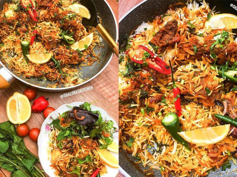 Fish Biryani Recipe Shalima's Kitchen