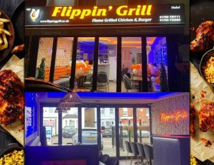 Flippin Grill Halal Restaurant Burgers Romford London