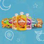 For Aisha baby food Halal
