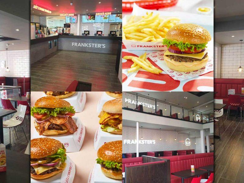 Franksters Burley Leeds Burgers Chicken