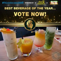 ftl awards 2018 best beverage of the year