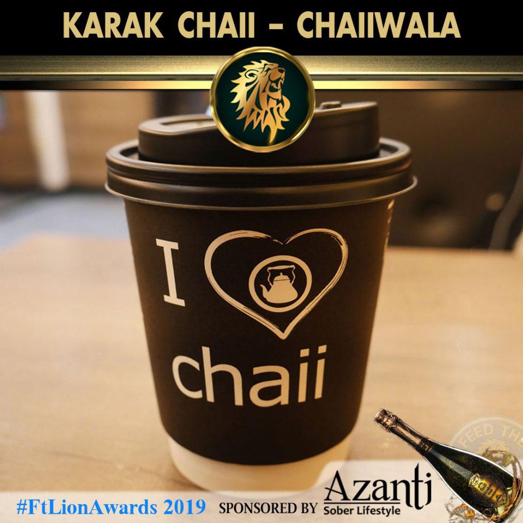 #FtLionAwards 2019 - Best Beverage of the Year?