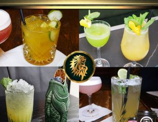 #FtLionAwards 2020 - Best Beverage of the Year Feed the Lion