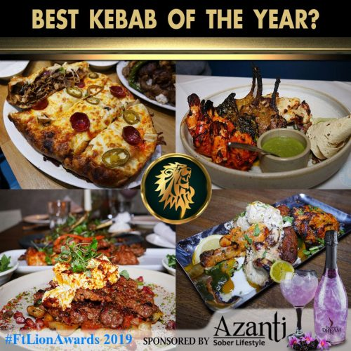 #FtLionAwards 2019 - Best Kebab of the Year?