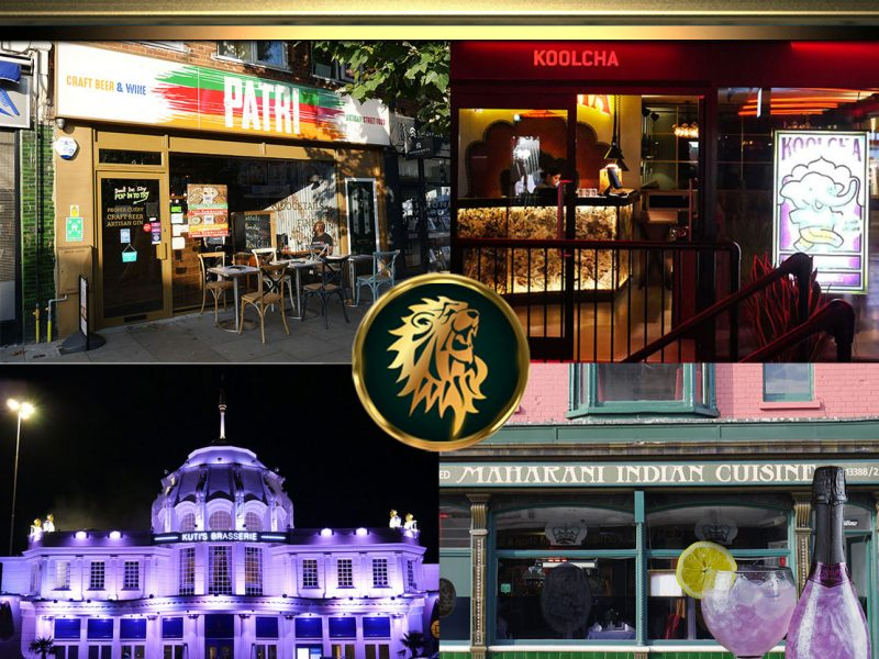 #FtLionAwards 2019 - Best Curry House of the Year? Patri