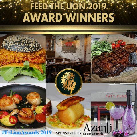 Patri Feed the Lion 2019 award winners