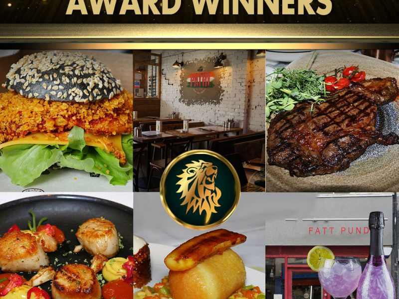 Patri Feed the Lion 2019 award winners