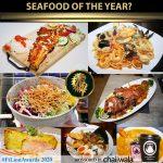#FtLionAwards 2020 Halal Seafood fish