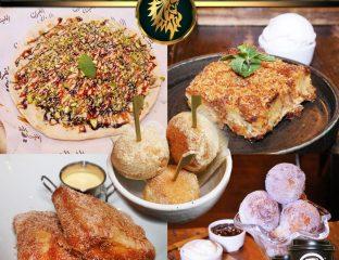 Feed the Lion #FtLionAwards 2020 Dessert of the Year shortlist Halal restaurant