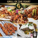 #FtLionAwards 2020 Grill of the Year shortlist Halal London restaurant