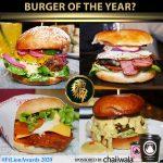 #FtLionAwards 2020 Burger of the Year shortlist Halal London restaurant