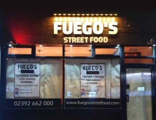 Fuego's Street Food Burgers Vegan Portsmouth
