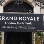 Grand Royale (Afternoon Tea) - Hyde Park, London