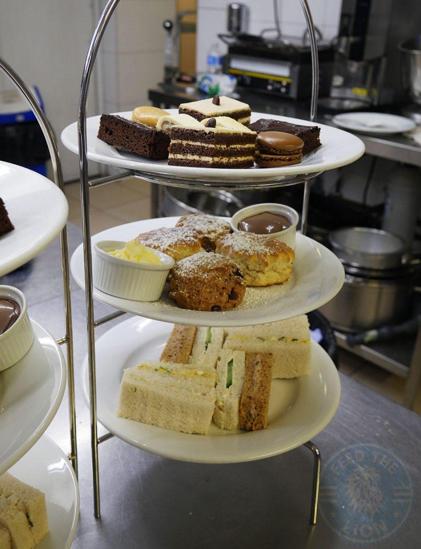 Grand Royale (Afternoon Tea) - Hyde Park, London Chocolate Afternoon Tea