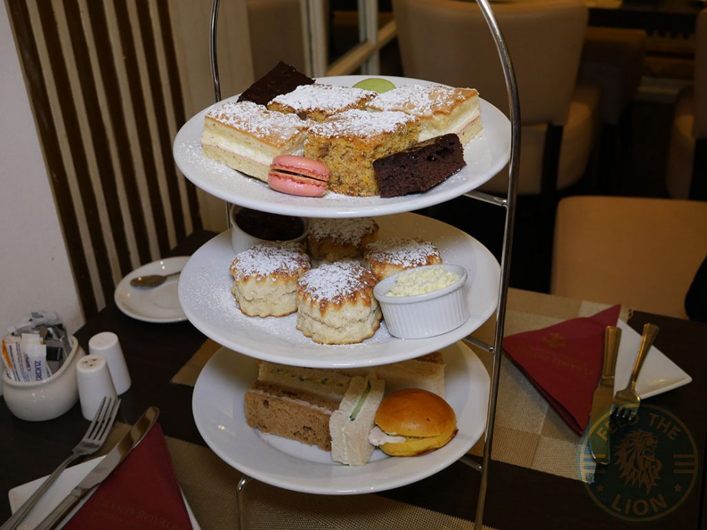 Grand Royale (Afternoon Tea) - Hyde Park, London Traditional Afternoon Tea