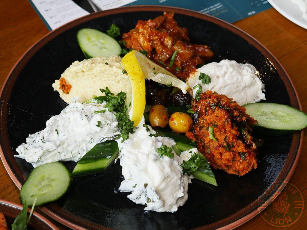 Gokyuzu Turkish Finchley, London Halal restaurant