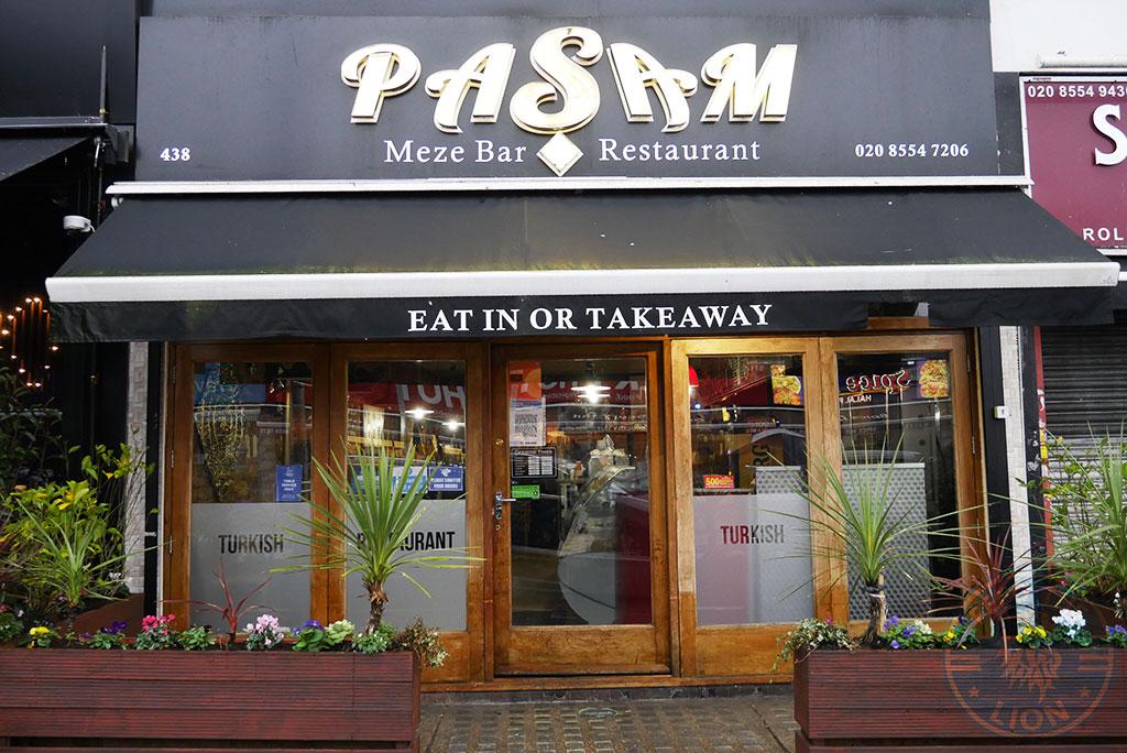 Pasam Gants Hill, Ilford Halal restaurant