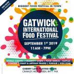 Gatwick Internationa Halal Food Festival Crawley