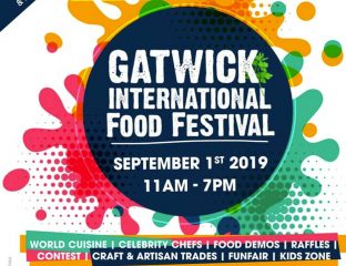 Gatwick Internationa Halal Food Festival Crawley