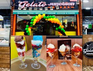 Gelato Junction Desserts Leicester