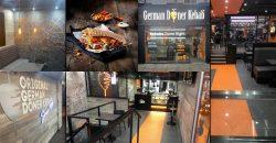 German Doner Kebab London Halal Bethnel Green