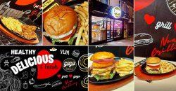 Gogo Grill Halal Burgers Restaurant Pakistan Manchester