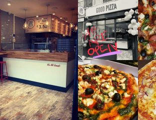 Good Pizza Whitechapel Halal London Italian