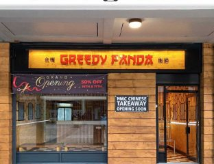 Greedy Panda Barking London Chinese HMC Halal