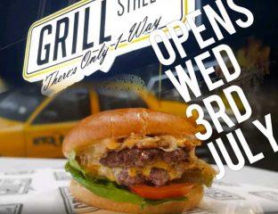 Grill Street Slough burger