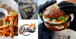 Grillax Halal Restaurant Burgers Wagyu Venison London Whitechapel