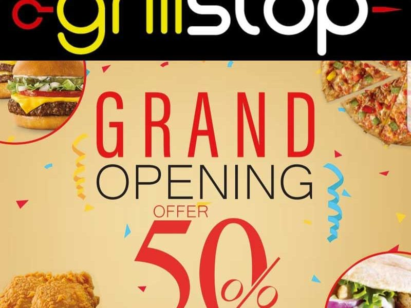 Grillstop Leicester Halal Burger Grill